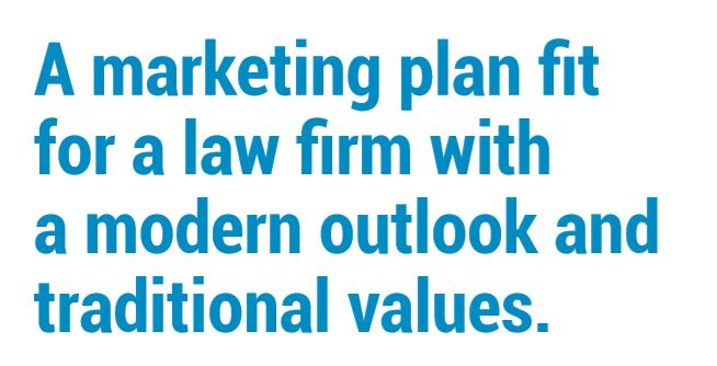 Modern law firm Marketing