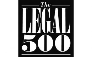 The Legal 500 UK 2022 edition