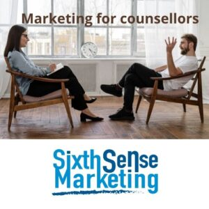 Marketing for Counsellors