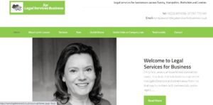 New law firm website